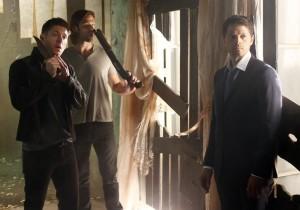 Новое фото со съёмок промо 9 го сезона