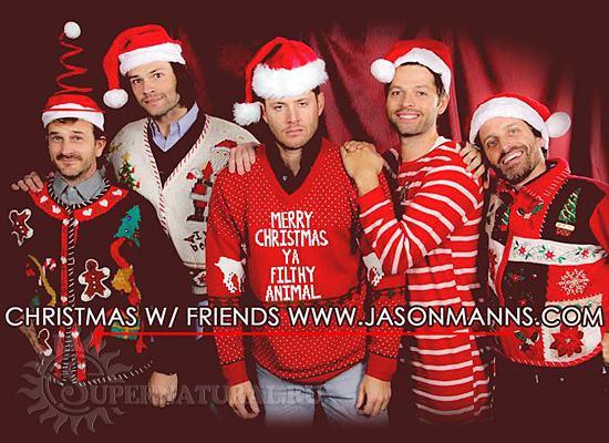 Рождественский альбом Джейсона Маннса